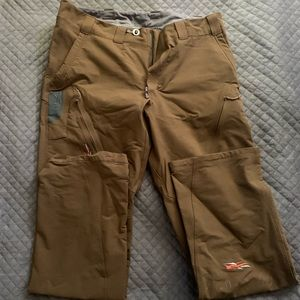 Sitka pants!!! Great condition